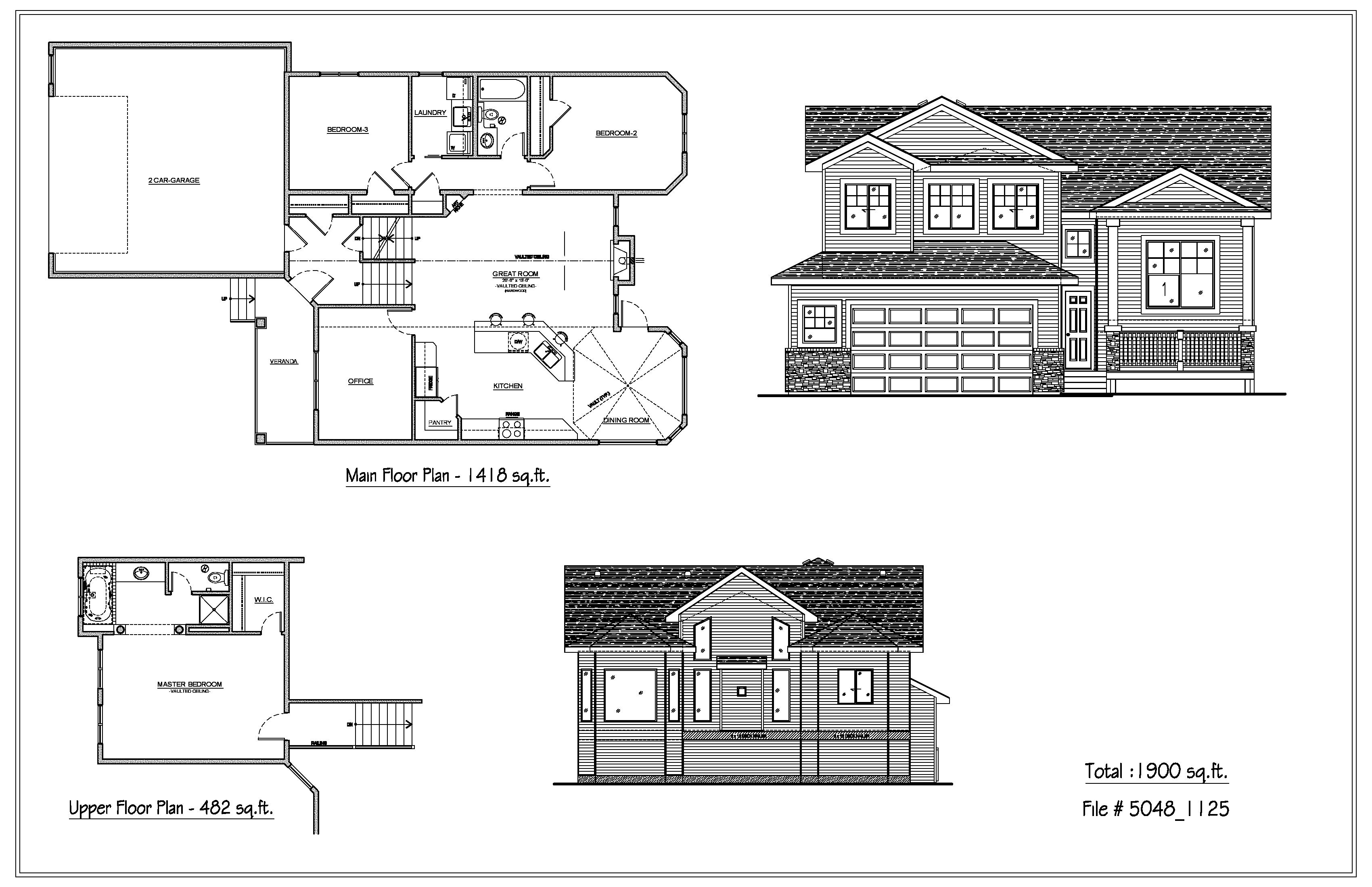 Bi level house plans 28 images bi level house plan Bi level house plans with garage